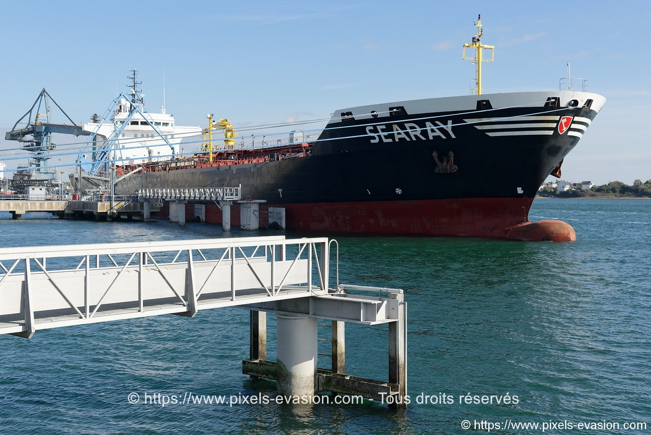 Tanker Searay (Bremen, DE)