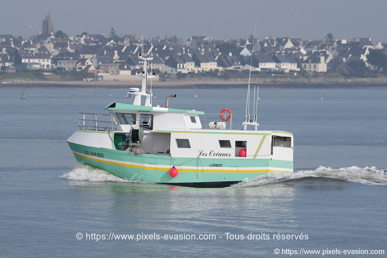 Les Océanes (LO 554620)