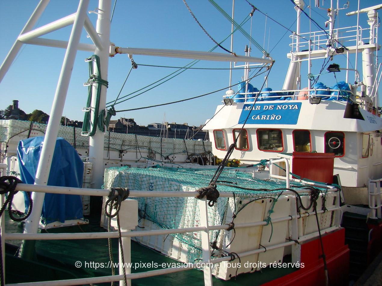 Mar de Noya (CARIÑO - 3a GI 4-2178)
