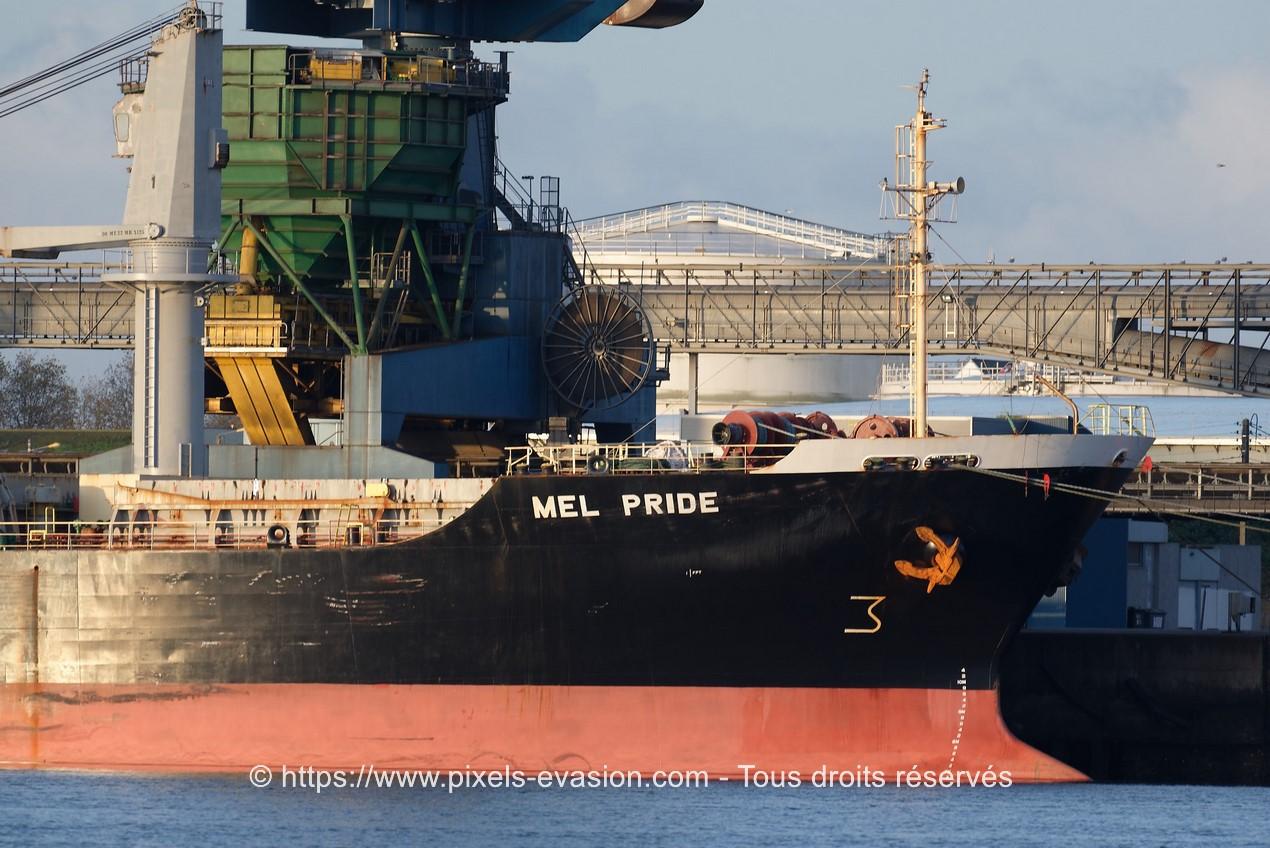 Mel Pride (Monrovia)