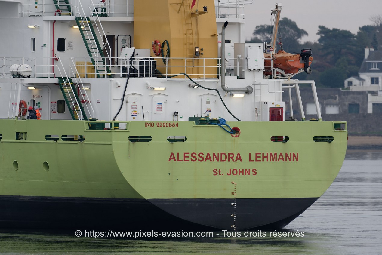 Alessandra Lehmann (St John's)