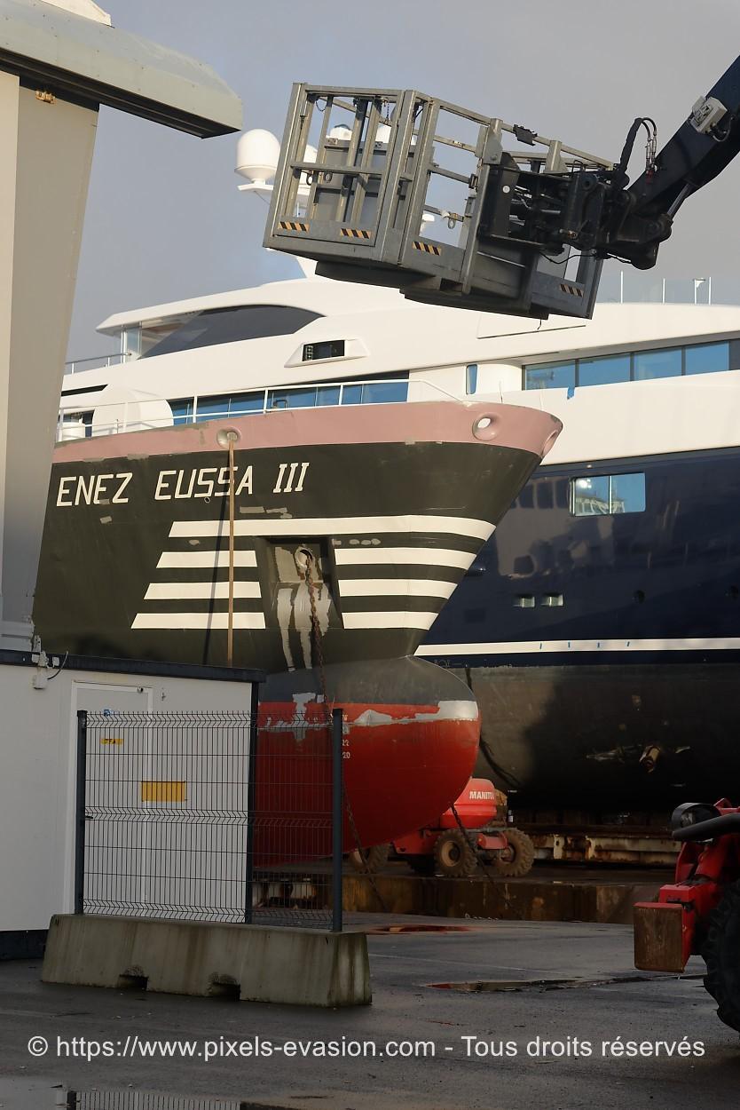 Enez Eussa III Penn Ar Bed