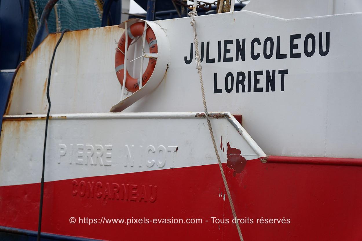 Julien Coléou LO 911288