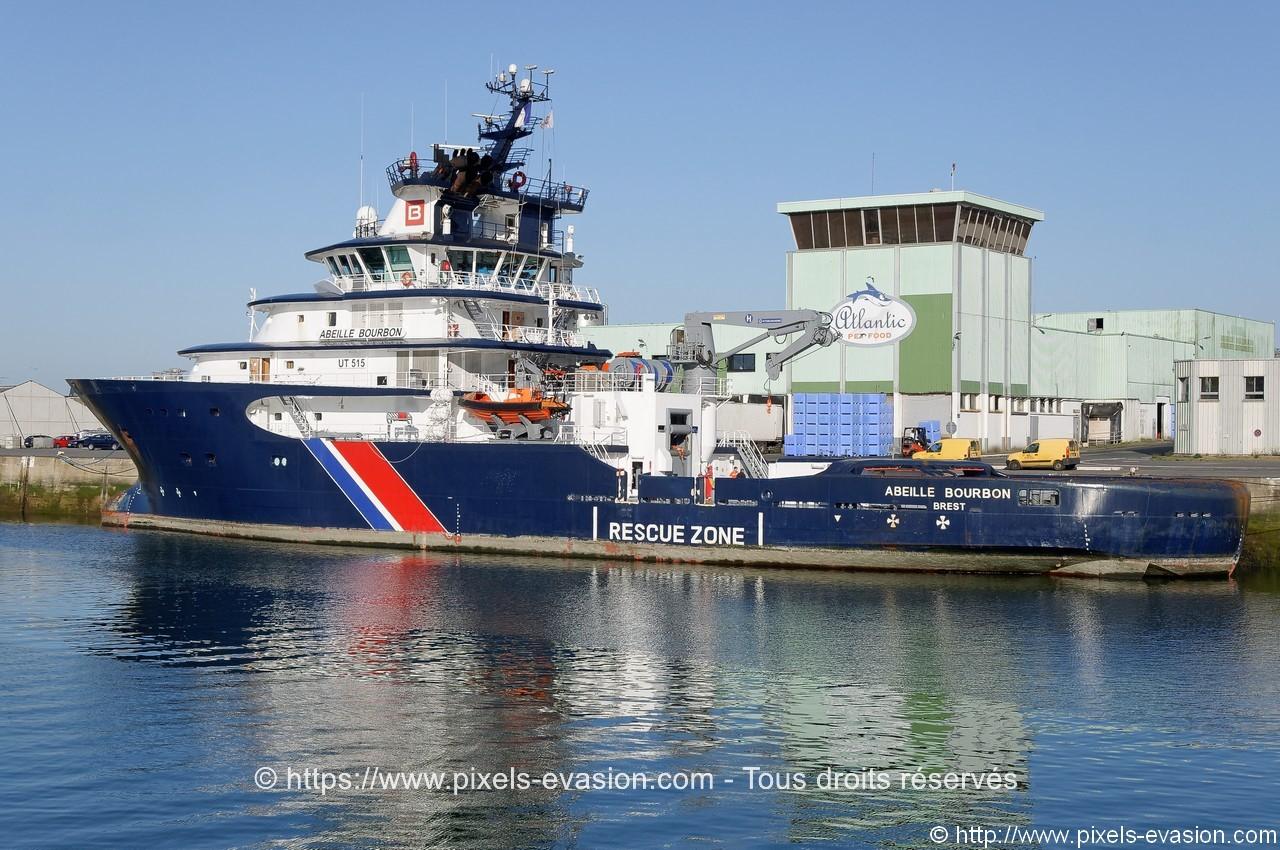 Abeille Bourbon, remorqueur d'intervention, d'assistance et de sauvetage (RIAS)