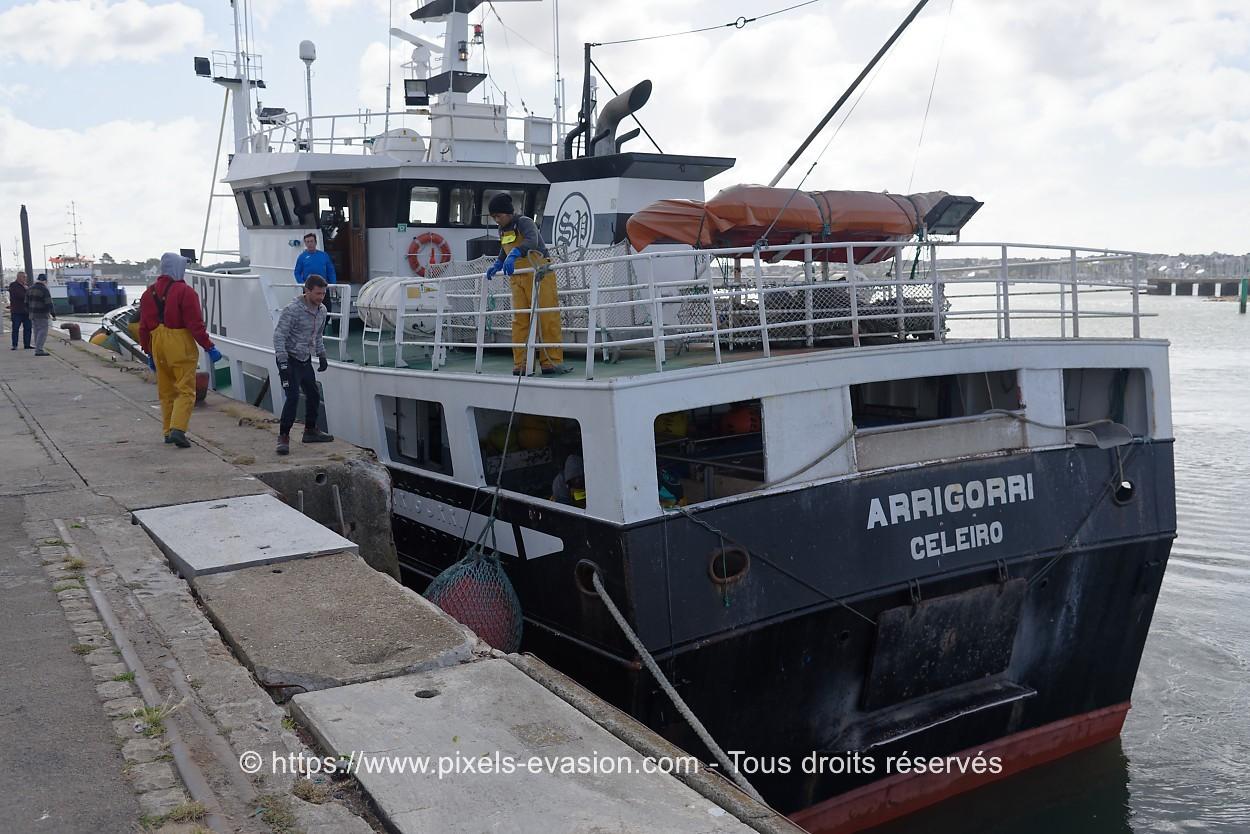 Arrigorri, Celeiro