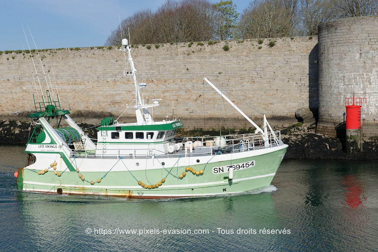 Les Vikings II SN 769454