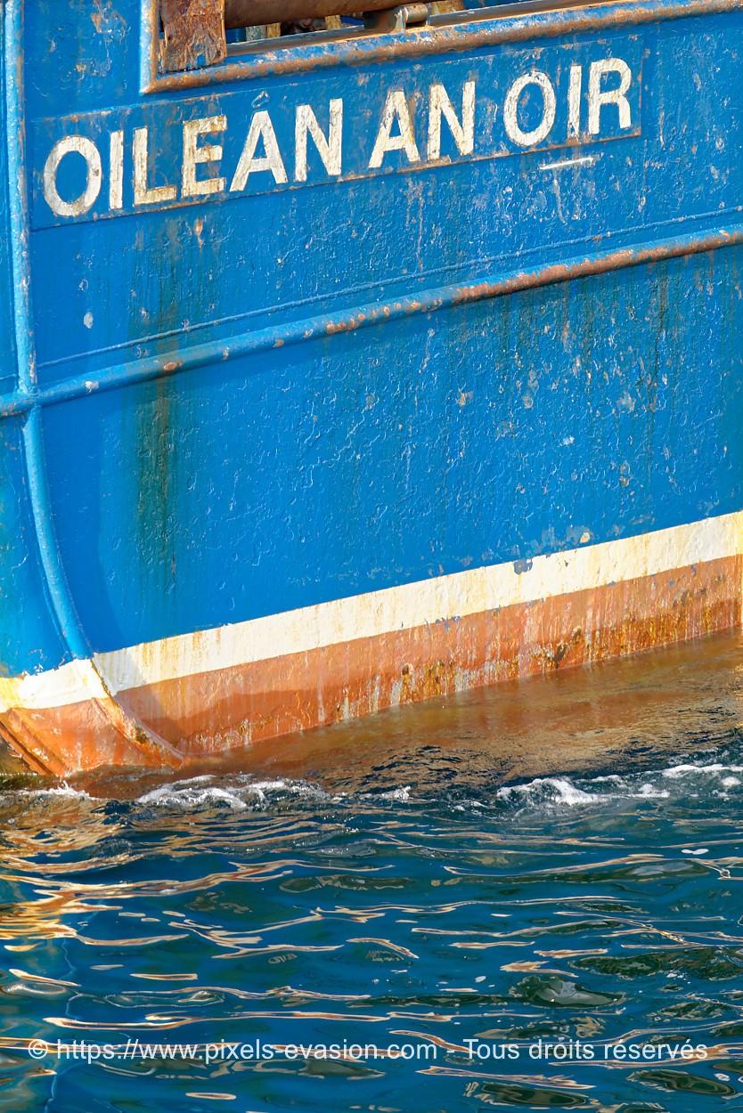 Oileán an Óir G501