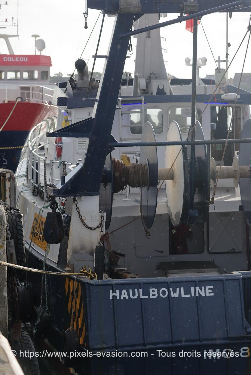 Haulbowline Guard CH16