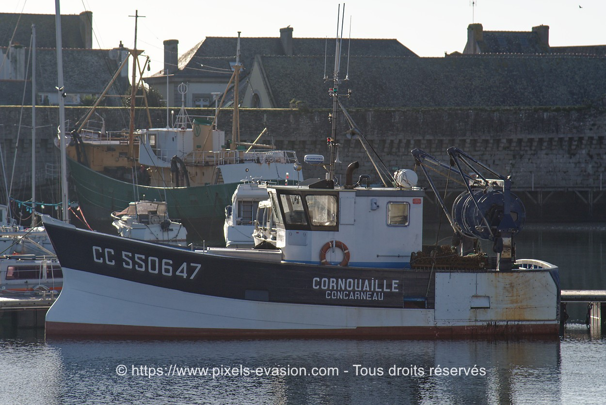 Cornouaille CC 550647