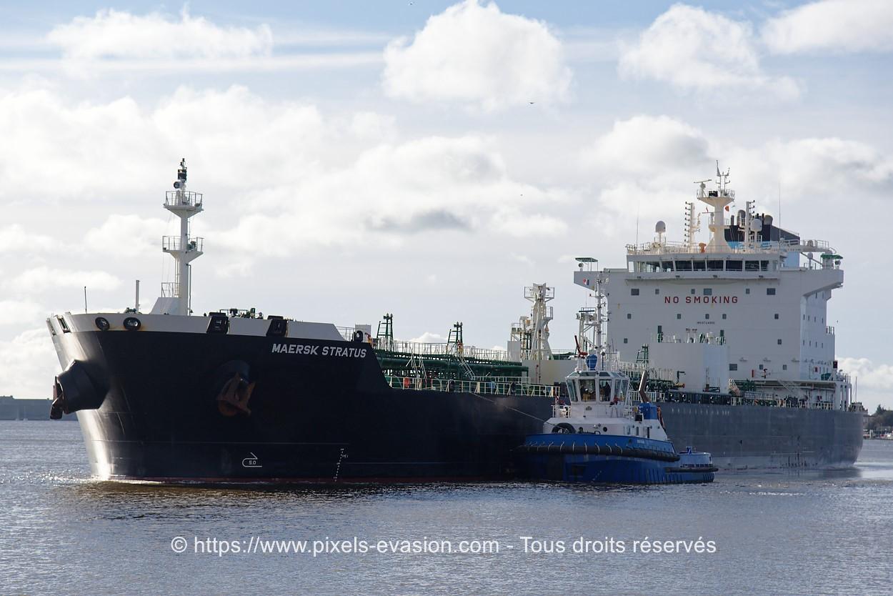 Maersk Stratus, Svendborg
