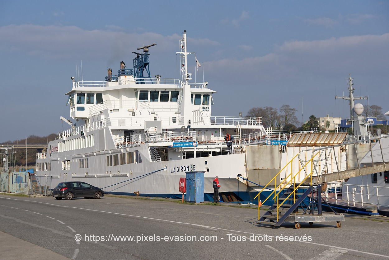La Gironde (TransGironde, Bordeaux)
