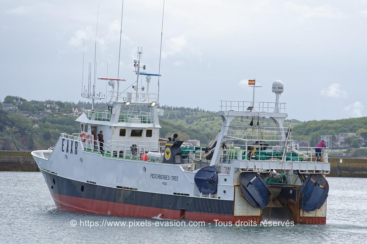 Pescaberbes Tres 3ª-VI-5-2-00