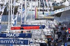 La Transat AG2R La Mondiale 2018, préparatifs avant le prologue